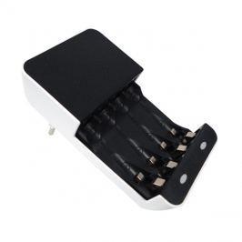 Nabíječka, AC 230V, max. 350mA, 2 kanály, AA/AAA DN23