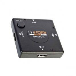 HDMI přepínač 3 x HDMI