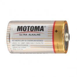 Baterie alkalická R20 D MOTOMA