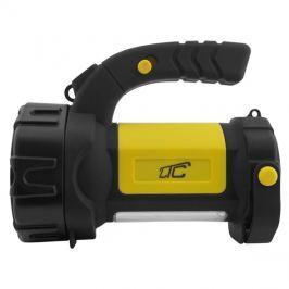 Svítilna montážní LTC 15+12 LED, 3x AA žlutá