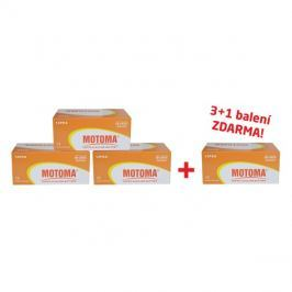 Balíček 3+1 (96 ks) Baterie D (R20) alkalická MOTOMA Ultra Alkaline (4 krabice 04270217)
