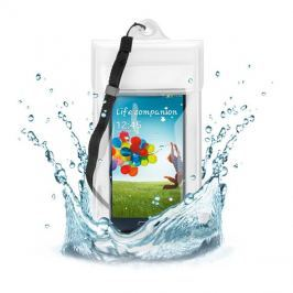 Pouzdro na mobil Waterproof bag do 5´´ do 2m