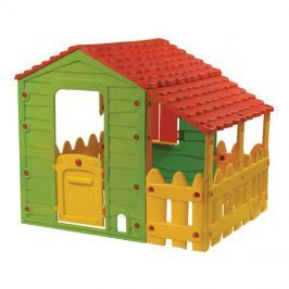 Domeček dětský FARM BUDDY TOYS BOT 1130 s verandou