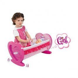 Kolébka pro panenky G21 dětská
