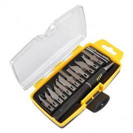 Sada hobby nožů FIELDMANN FDN 1002-16R