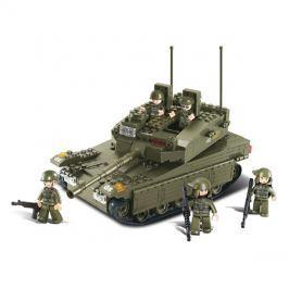 Stavebnice SLUBAN ARMY TANK MERKAVA M38-B0305