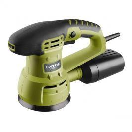 Bruska excentrická vibrační EXTOL CRAFT 430W, 125mm, 407202