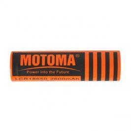 Baterie Li-Ion LCR18650 3,7V/2600mAh MOTOMA