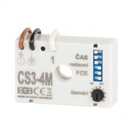 Časový spínač CS3-4M multifunkční bez nulového vodiče