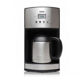 Kávovar s časovačem a termokonvicí - DOMO DO474KT