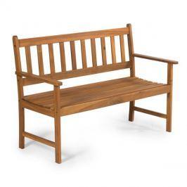 Nábytek zahradní lavice FIELDMANN FDZN 4013 dvoumístná