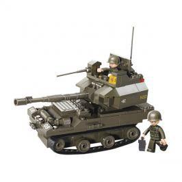 Stavebnice SLUBAN ARMY TANK T90 M38-B0282