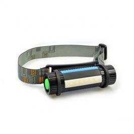 Svítilna LED ruční a čelová 2v1, 90 + 140lm, 3x AAA
