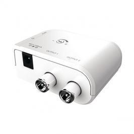 Zesilovač TV signálu domovní 15 dB, 2 výstupy VALUELINE VLS-AMP20