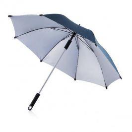 Deštník manuální XD Design, Hurricane, 58,5cm, modrá