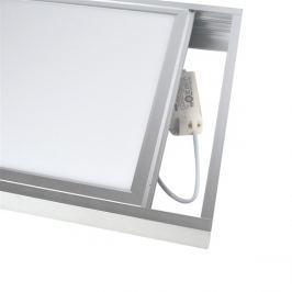 Rámeček pro LED panely 30x60cm, stříbrný