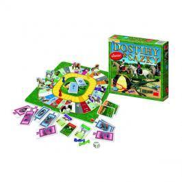 Hra stolní DINO DOSTIHY a SÁZKY JUNIOR dětská