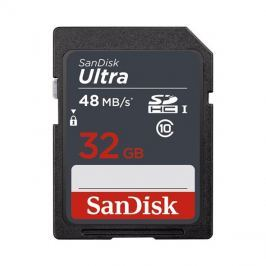 Karta paměťová SANDISK SDHC 32GB Class 10