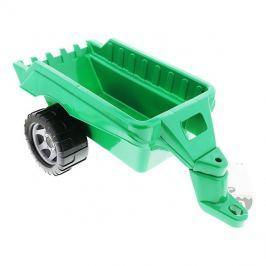 Vozík dětský LENA zelený