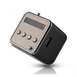 Rádio přenosné FOREVER MF-100 černá