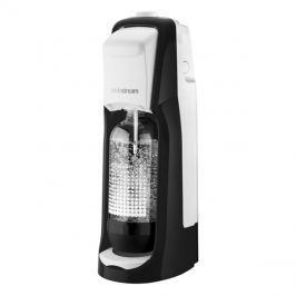 Jet Black&White výrobník perl vody SODA