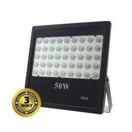 LED venkovní reflektor, 50W, 4250lm, AC 230V, černá WM-50W-F