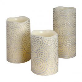 RLC 36 SET svíček vosk 3ks WW RETLUX
