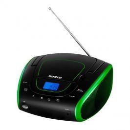 Radiopřijímač SENCOR SPT 1600 BGN s CD/MP3/USB