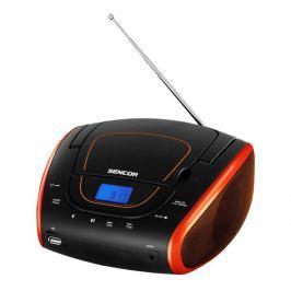 Radiopřijímač SENCOR SPT 1600 BOR s CD/MP3/USB