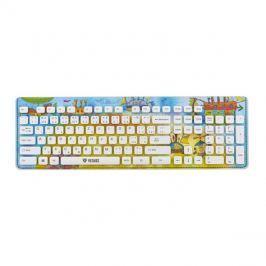PC klávesnice YENKEE Fantasy YKB 1020BE USB