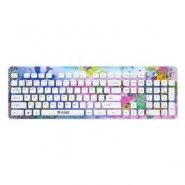 PC klávesnice YENKEE Fantasy YKB 1020PK USB