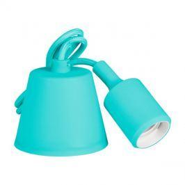 Svítidlo lampička závěsná - přívodní kabel  LED Retlux RFC 010 kabel modrý E27 230V
