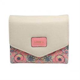 Peněženka Mini Love´s - růžová