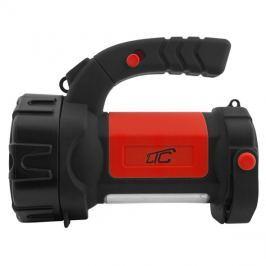 Svítilna montážní LTC 15+12 LED, 1200 mAh, nabíjecí červená - II. jakost
