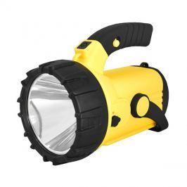 Svítilna montážní TIROSS TS-1872, 1+1 LED, 2000 mAh, nabíjecí žlutá