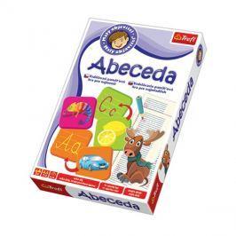 Hra vzdělávací TREFL MALÝ OBJEVITEL ABECEDA dětská