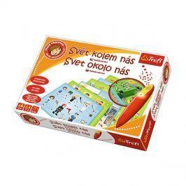 Hra vzdělávací TREFL MALÝ OBJEVITEL SVĚT KOLEM NÁS dětská