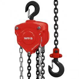 Zvedák řetězový 1t YATO