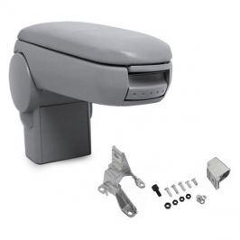 Opěrka loketní VW BORA 1998 - 2005 syntetická kůže šedá