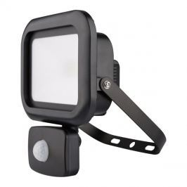 LED venkovní reflektor Sensor, 20W, 1600lm, AC 230V, RETLUX RSL 239 Flood