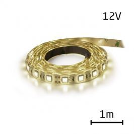 LED pásek 12V 2216  240LED/m IP65 max. 19.2W/m bílá přírodní (1ks=1m) zalitý