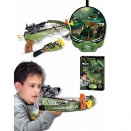 Kuše pistolová G21 s terčem elektronická