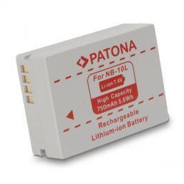 Baterie foto CANON NB10l 750mAh PATONA PT1097
