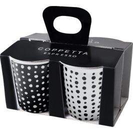 Sada šálků na espresso 4 ks COPPETTA ASA Selection - mix