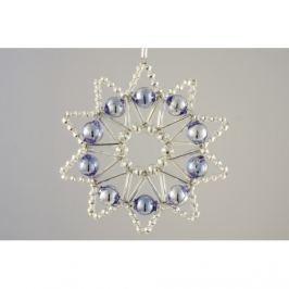 Hobby set  KRAJKOVKA -  skleněné foukané perle