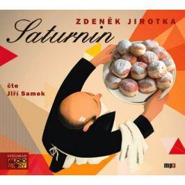 Saturnin - CD MP3  (čte Jiří Samek)
