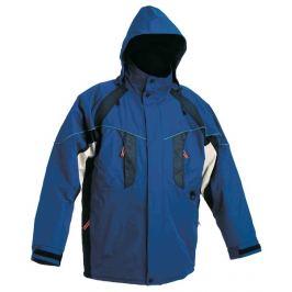 zimní pracovní bunda  NYALA modrá XL