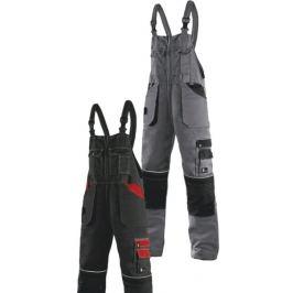 Zateplené pracovní kalhoty CXS 58 šedá