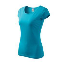 Tričko dámské PURE XS tyrkysová