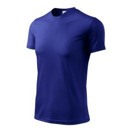 SPORT pánské tričko FANTASY M královská modrá